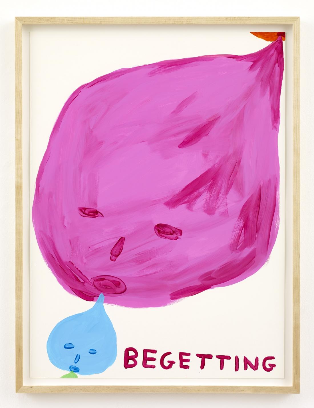 Copyright: David Shrigley. Courtesy of David Shrigley and Stephen Friedman Gallery, London.