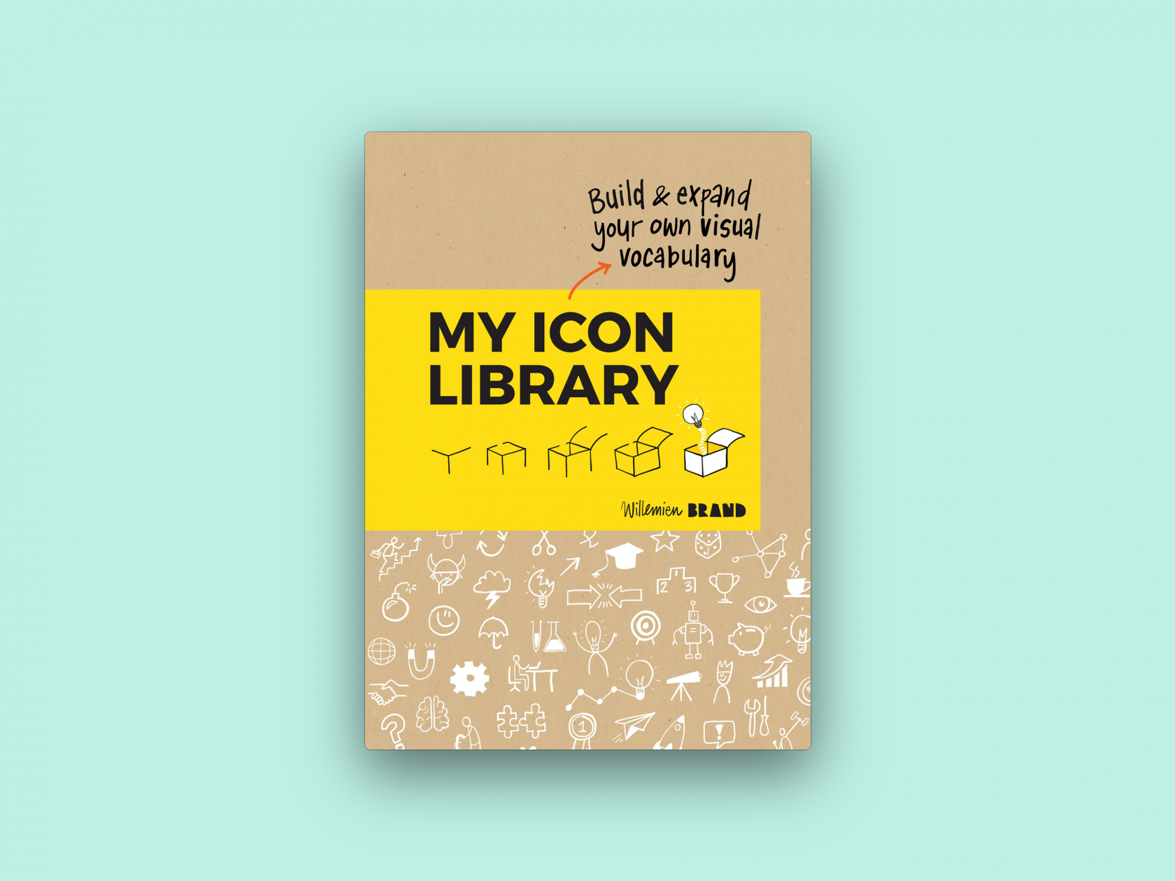 My Icon Library looks to 'empower readers' in visual thinking