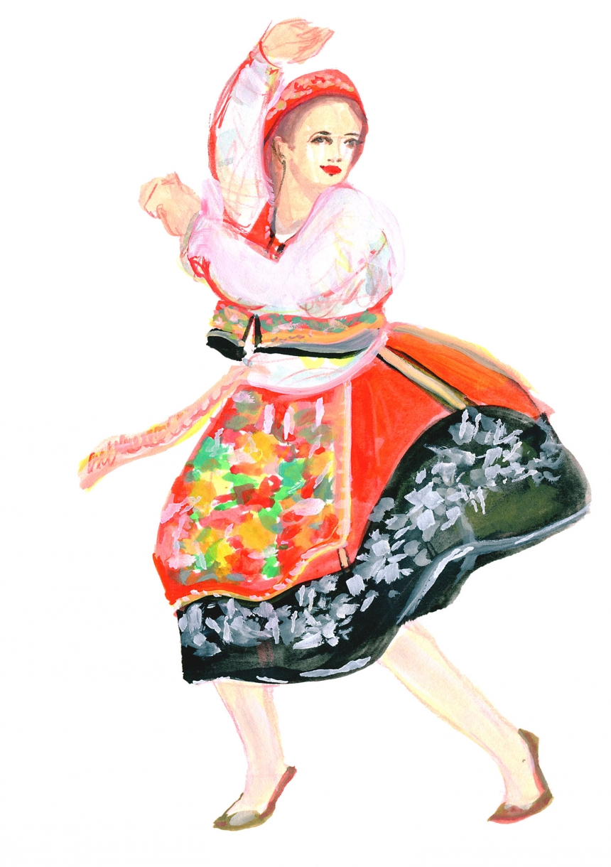Portugal, traditional dance