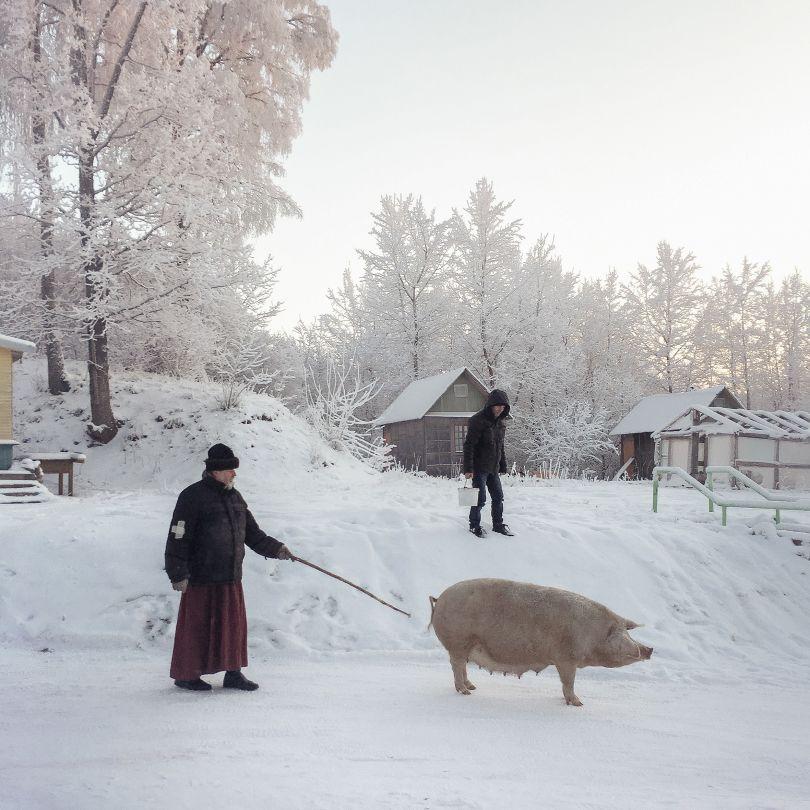 © Dmitry Markov. Courtesy agnès b