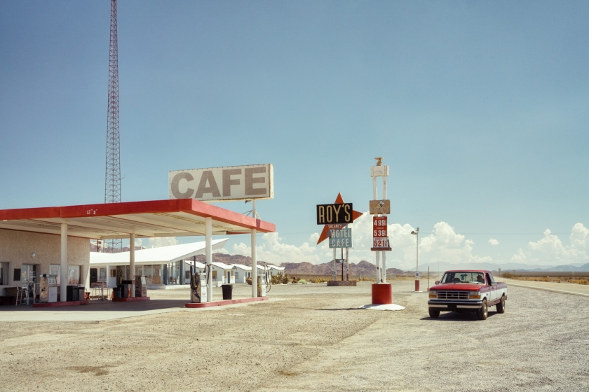 Ralph Gräf's stunning photographs of abandoned motels and gas stations along Route 66