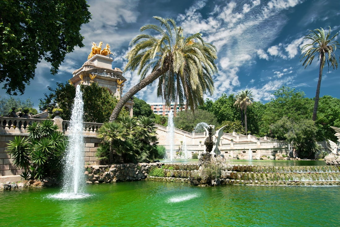 Fountain in Barcelona |  Image courtesy of [Adobe Stock](https://stock.adobe.com/uk/?as_channel=email&as_campclass=brand&as_campaign=creativeboom-UK&as_source=adobe&as_camptype=acquisition&as_content=stock-FMF-banner)