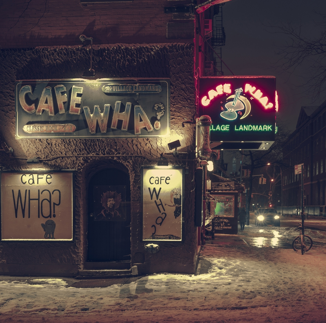 Light On: Photographer Franck Bohbot captures the fascinating side of cities at night