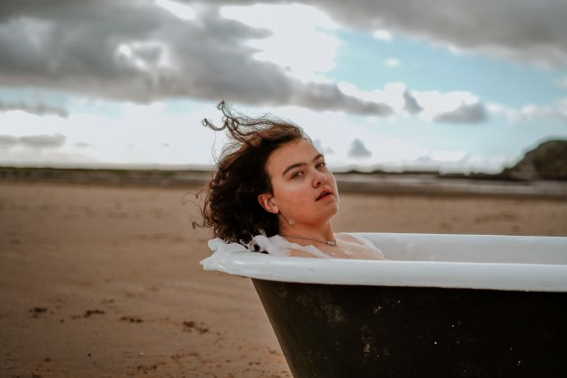 Bathing in Nature © Corin Jones