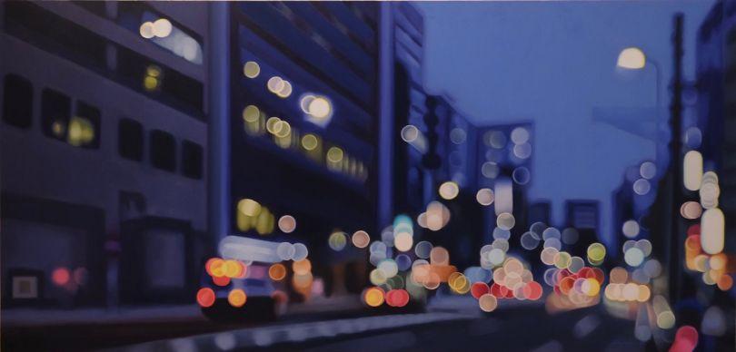 Leaving Shibuya © Philip Barlow