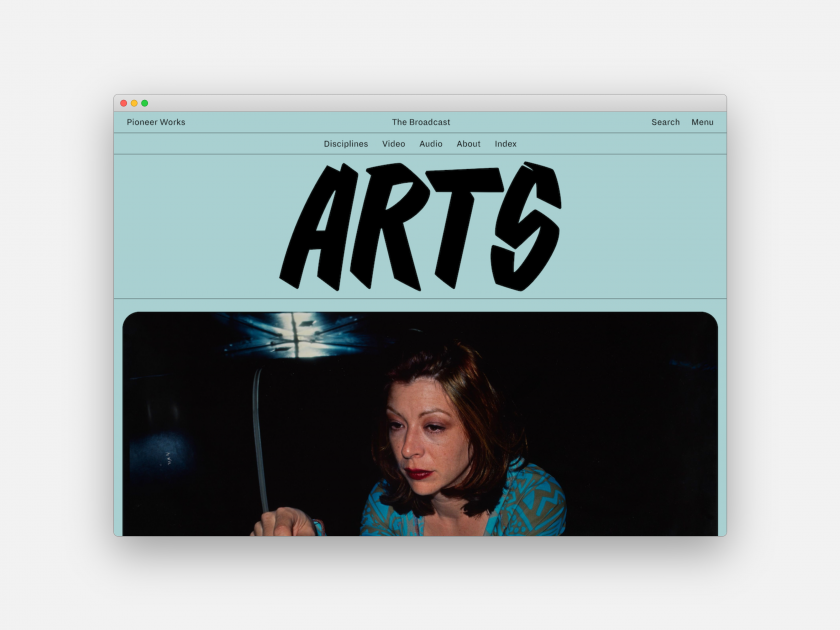 Brooklyn arts organisation Pioneer Works creates 'ambitious new digital magazine', Broadcast