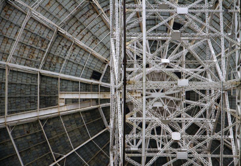 Lovell Telescope Series 1C © Marge Bradshaw