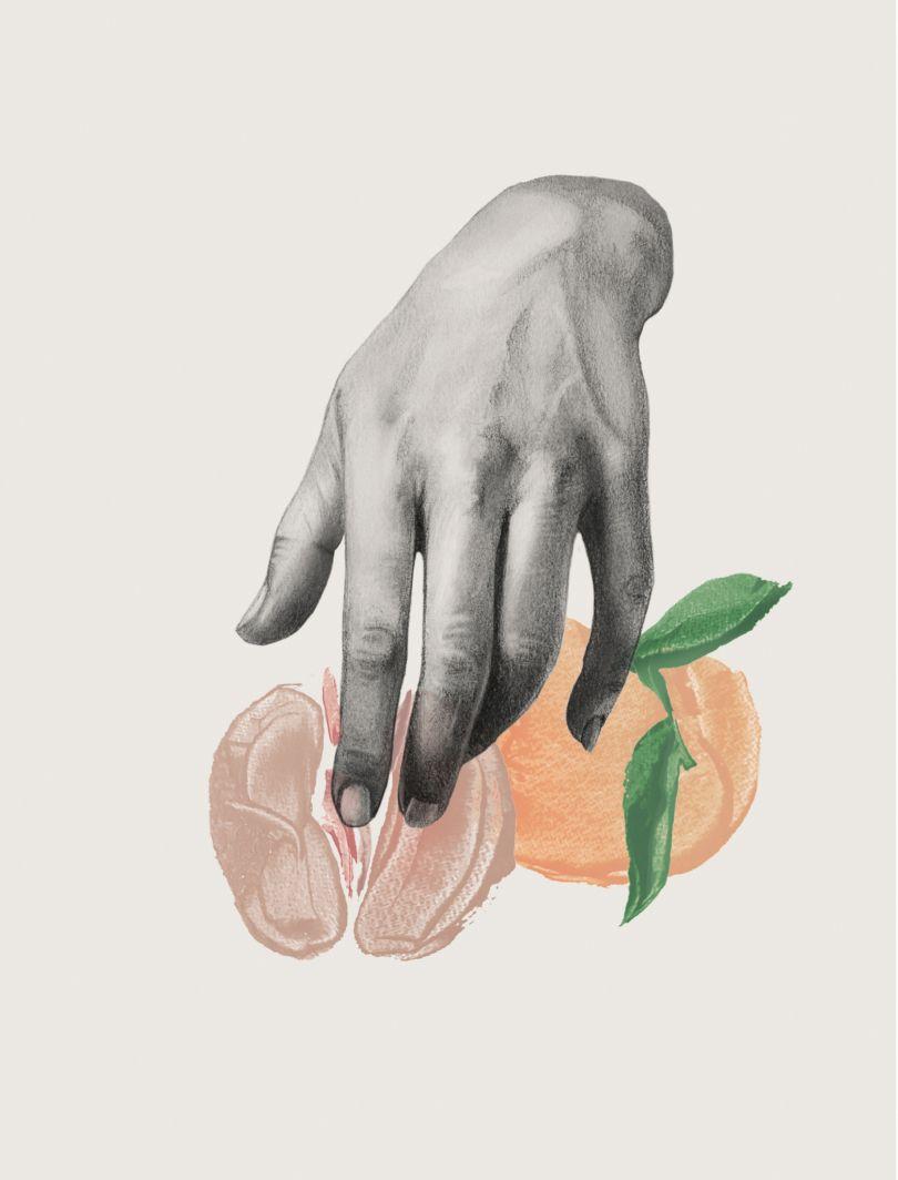 Lucie Birant 'Peaches'