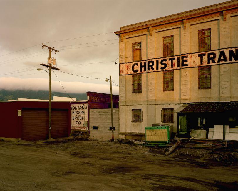 Christie Butte