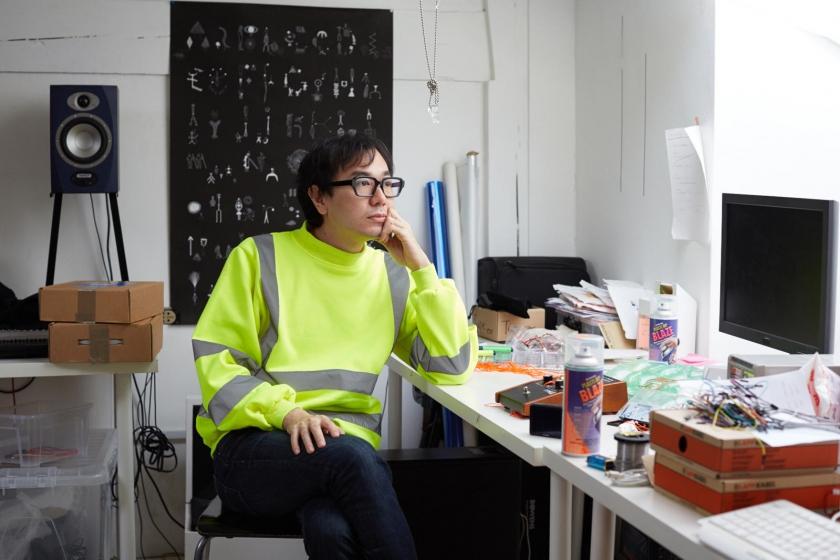 Yuri Suzuki - sound artist/designer