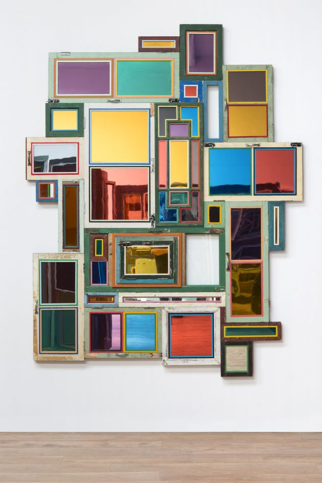 Song Dong: Usefulness of Uselessness – Varied Window No. 122018-2019 © Song Dong, Courtesy of Pace Gallery