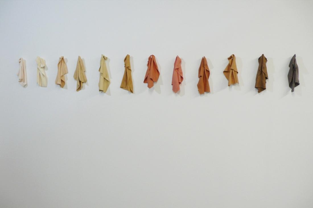 Juana Valdes, China Rags, 2017