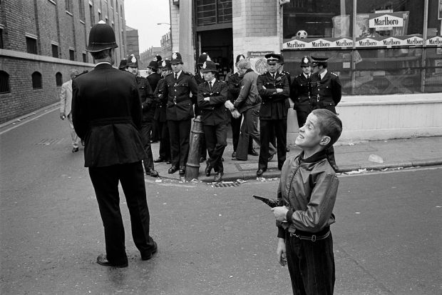 Brick Lane, London E1, 1978 © Paul Trevor. All images courtesy of the photographer and Hoxton Mini Press. Via CB submission.