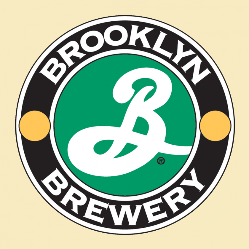 Logo from the Brooklyn Brewery's visual identity, 1987. Courtesy of Milton Glaser Studio
