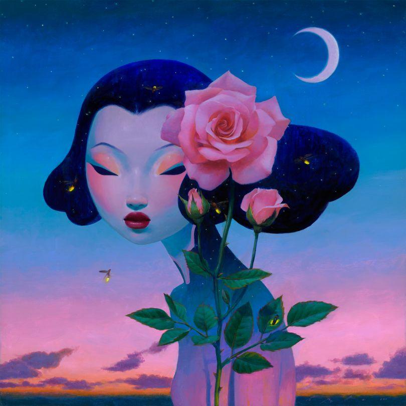 Evening Rose © Bao Pham