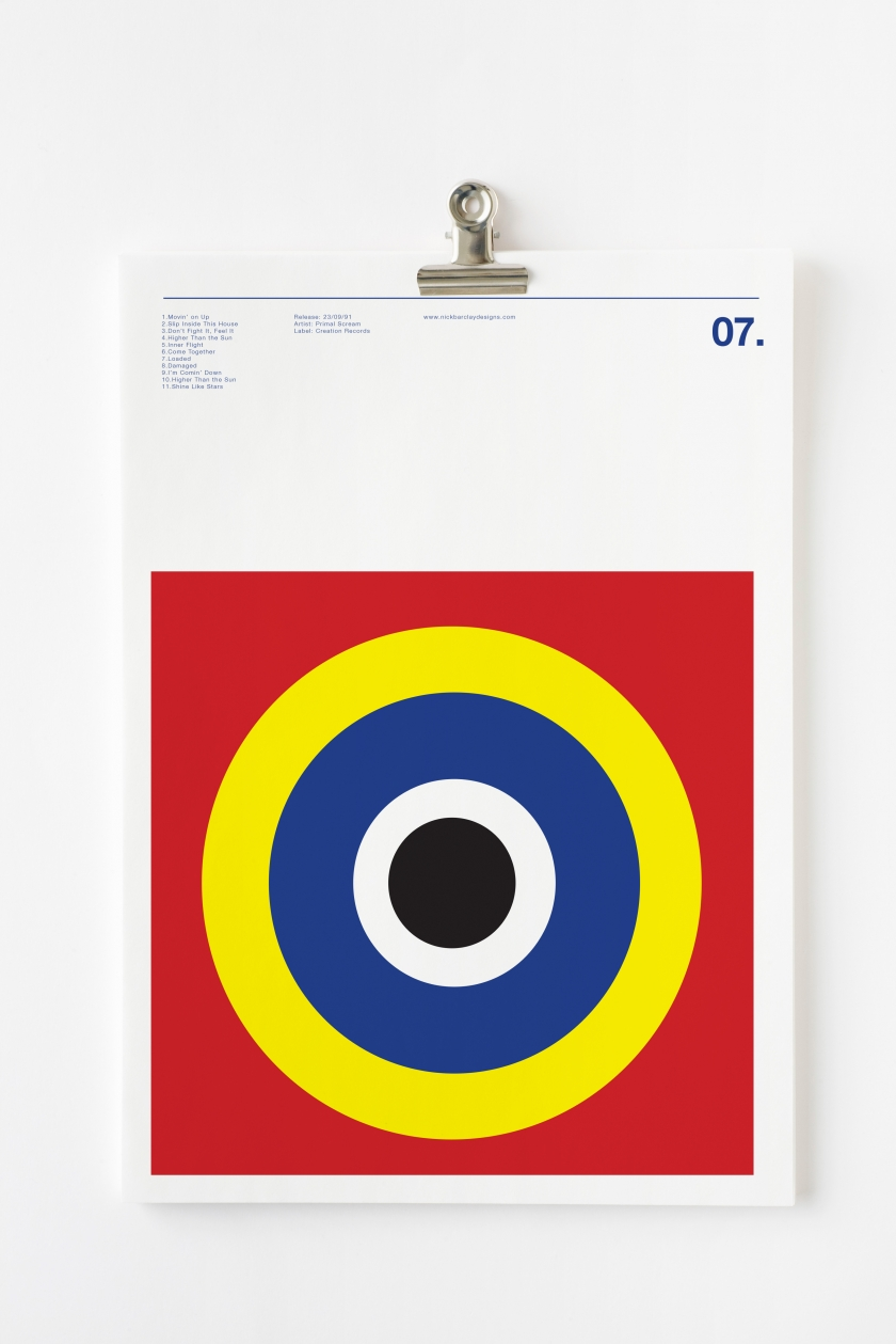 Primal Scream - Screamadelica