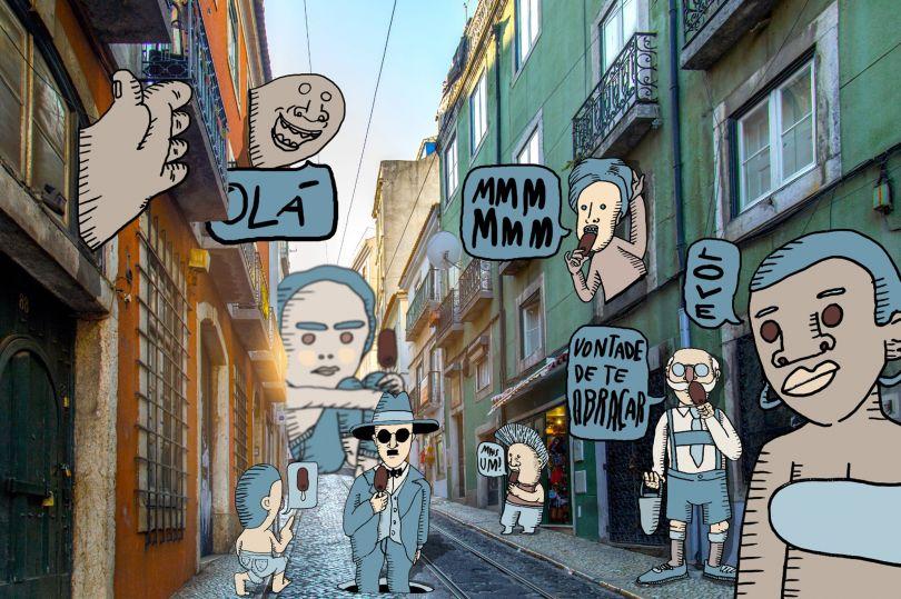 Lisbon by [@ilchachoscratchest](https://www.instagram.com/ilchachoscratchest)
