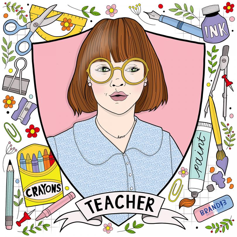 Teachers © Brand 13
