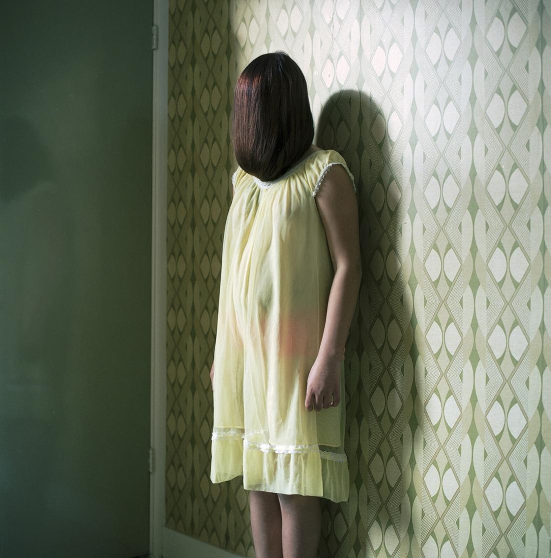 Untitled: Photographer Hellen van Meene captures unsettling portraits of women