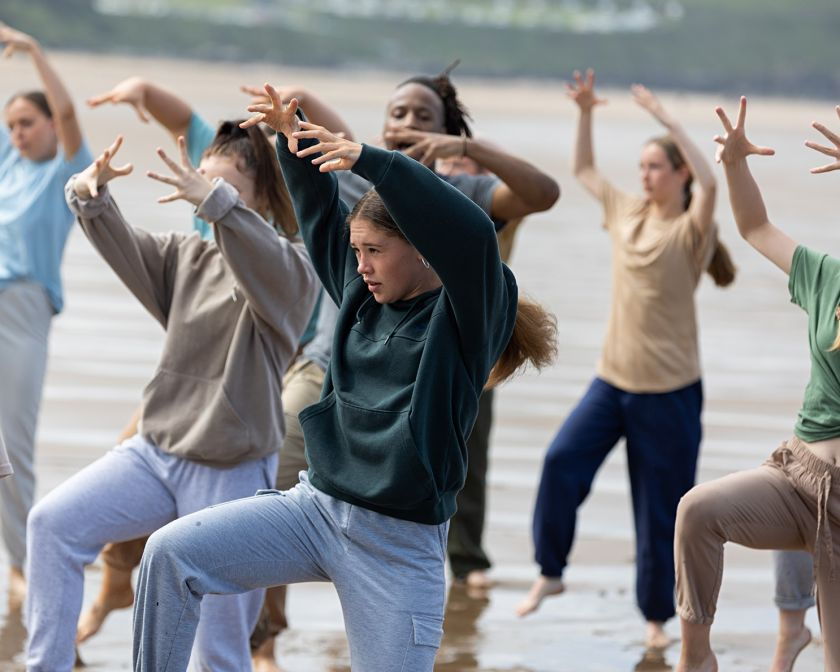 Powerful dance film conveys the frustrations of lockdown youth