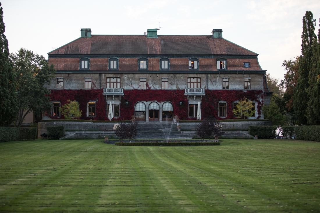 Bjertorp Castle Hotel
