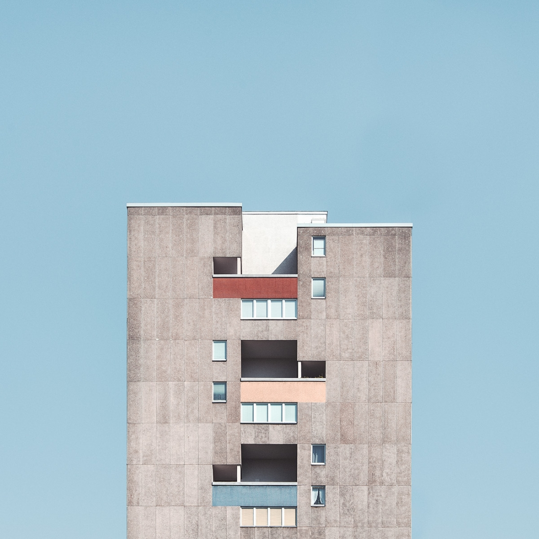 Stacked: A stunning visual documentation of the post-war housing estates of Berlin
