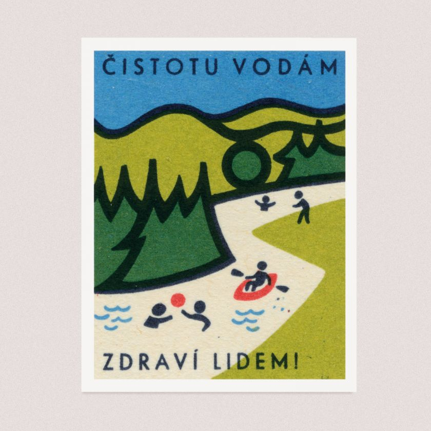Matchbloc once again celebrates mid-century matchbox labels from the Eastern Bloc