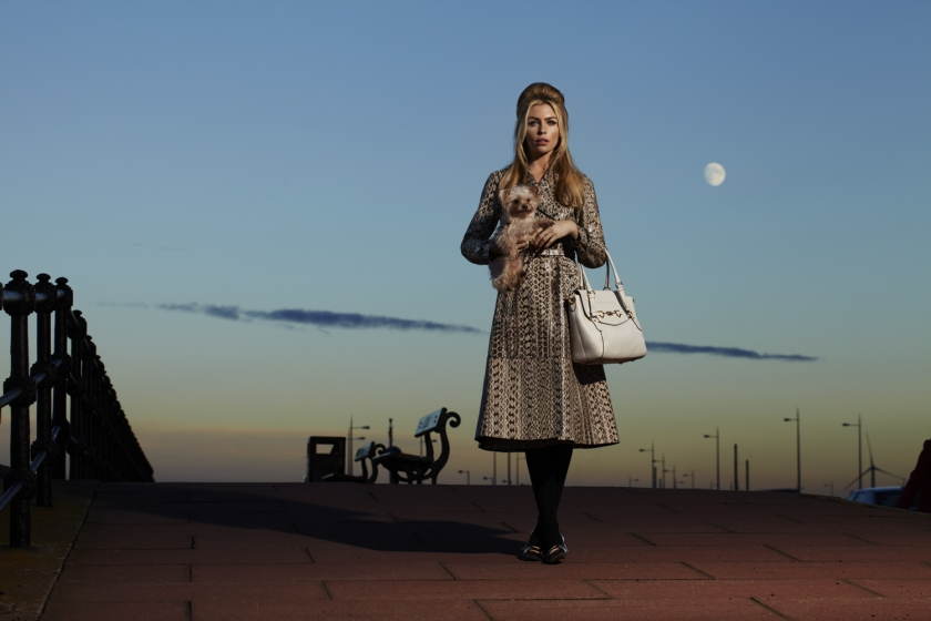 © Alice Hawkins featuring Abbey Clancey, from the series 'The Liver Birds'