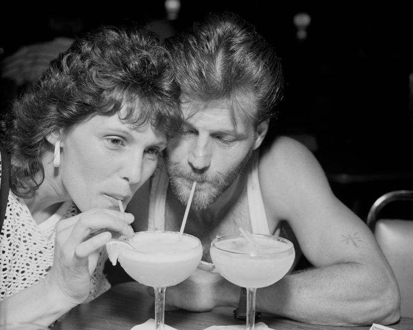 Alec Soth, Two Margaritas. Minneapolis, Minnesota 1995, from the series: Looking For Love, 1966 © Alec Soth / Magnum Photos