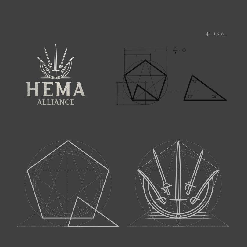 Hema Alliance Corporate Identity by Pedro Panetto. Winner in the Graphics and Visual Communication Design Category, 2019-2020.
