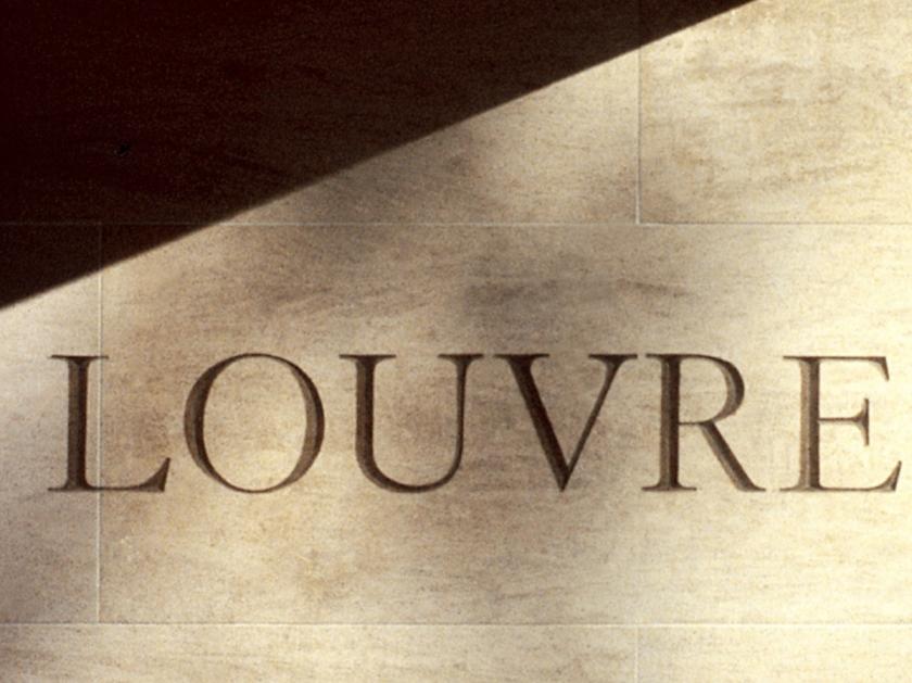 CSA, Louvre signage