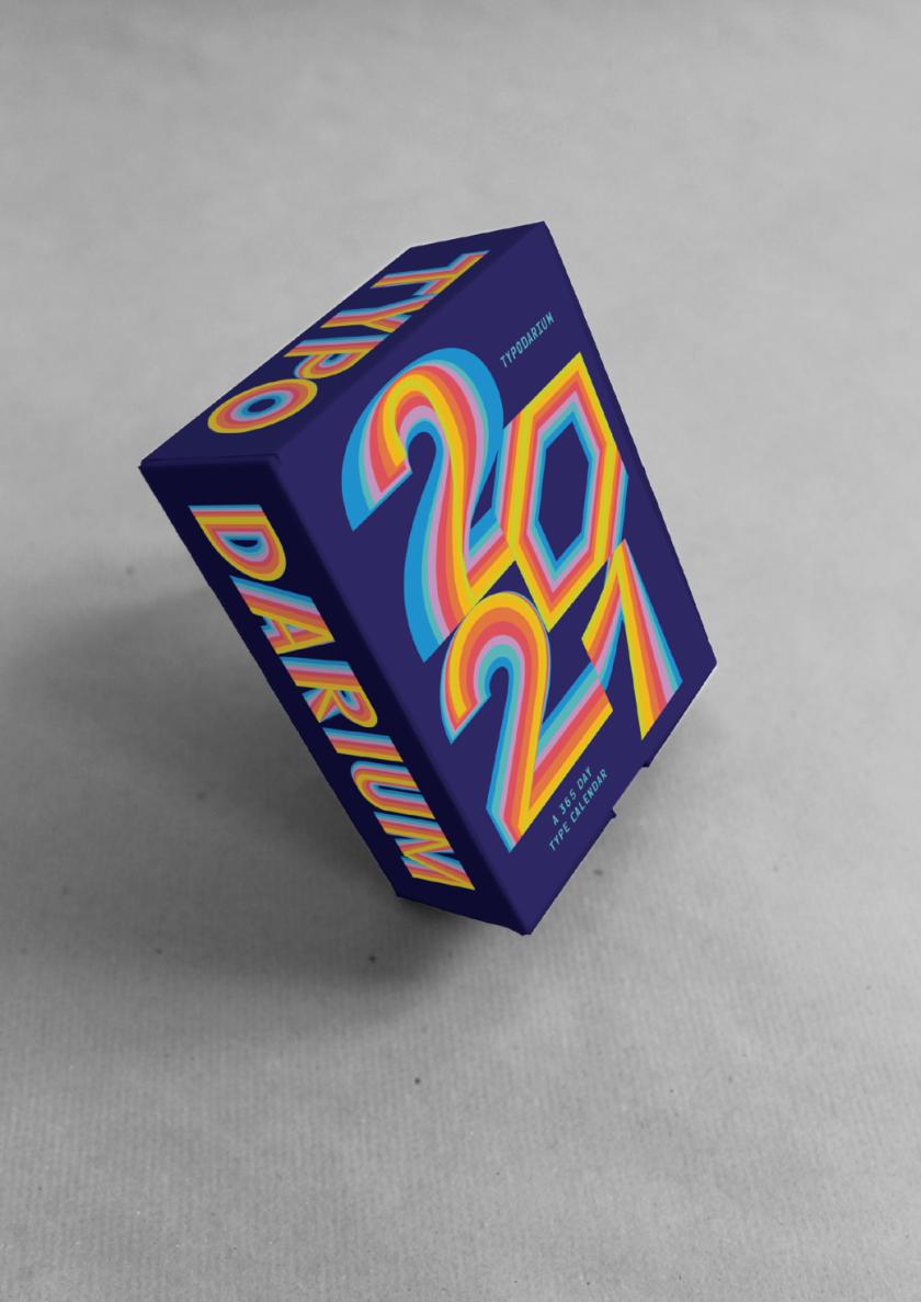 Typodarium 2021 by Raban Ruddigkeit and Lars Harmsen