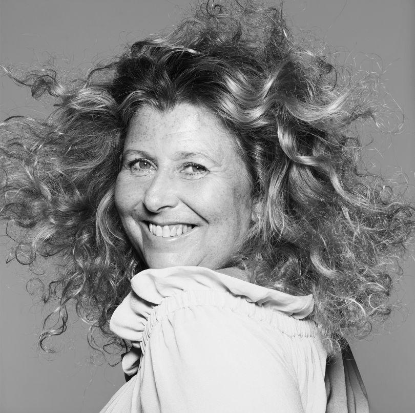 Alison van der Lande © Rankin