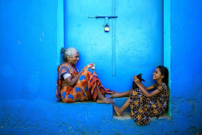 A Moment Shared by Udayan Sankar Pal