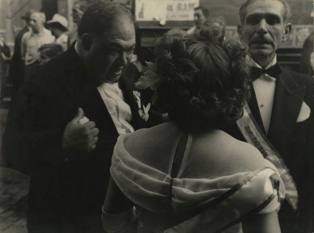 Sid Grossman, Untitled, 1948