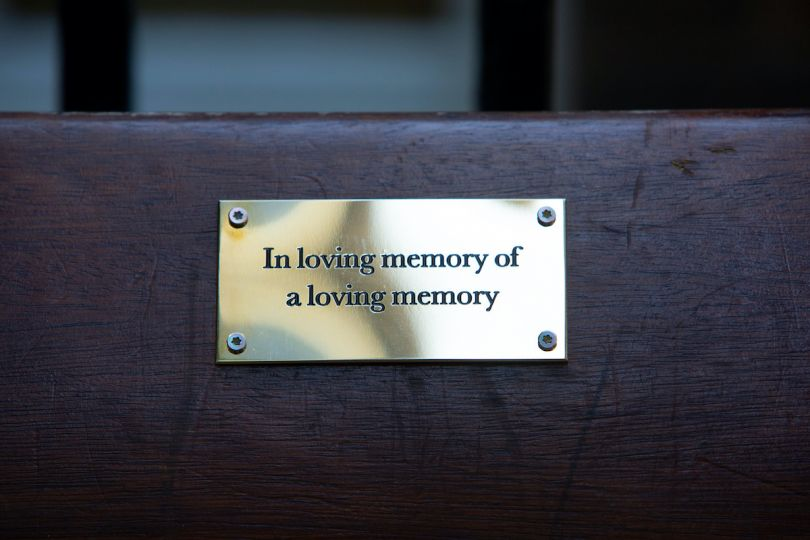 Oliver Bragg, In Loving Memory (2020), copyright the artist. Photo: © Nick Turpin