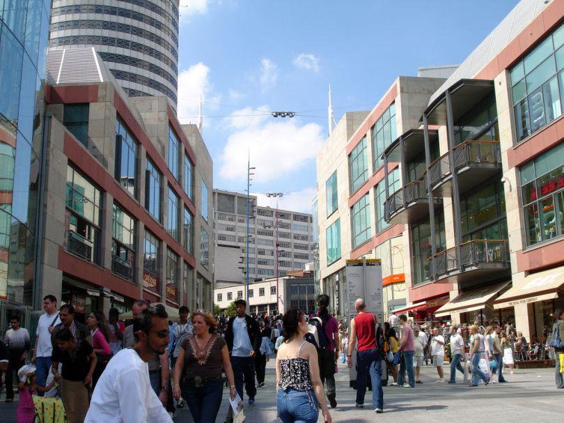 Shoppers in Birmingham city centre. Image Credit: Jenny Solomon/[Shutterstock](http://www.shutterstock.com/)