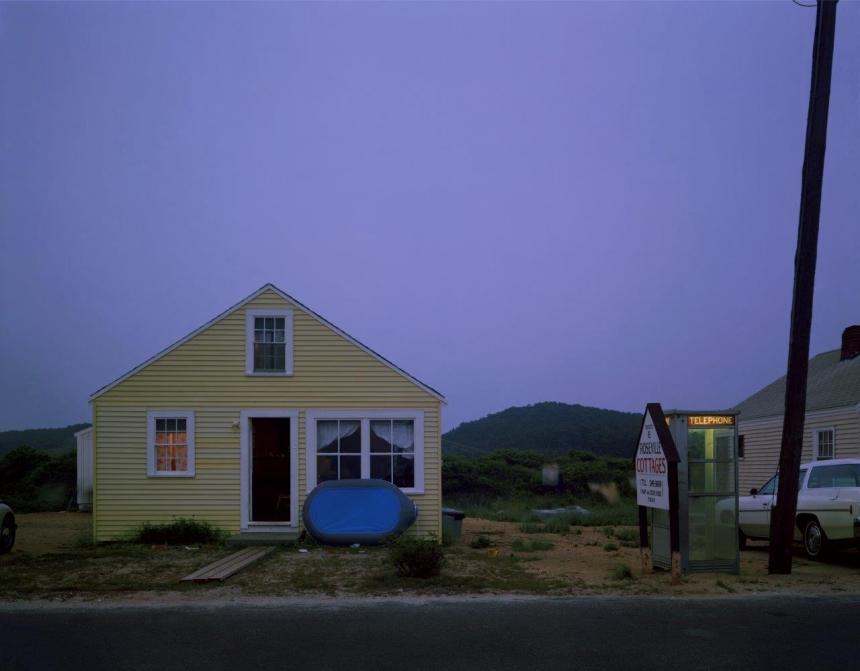 Truro, Massachusetts, 1976 | Copyright Joel Meyerowitz, courtesy Howard Greenberg Gallery