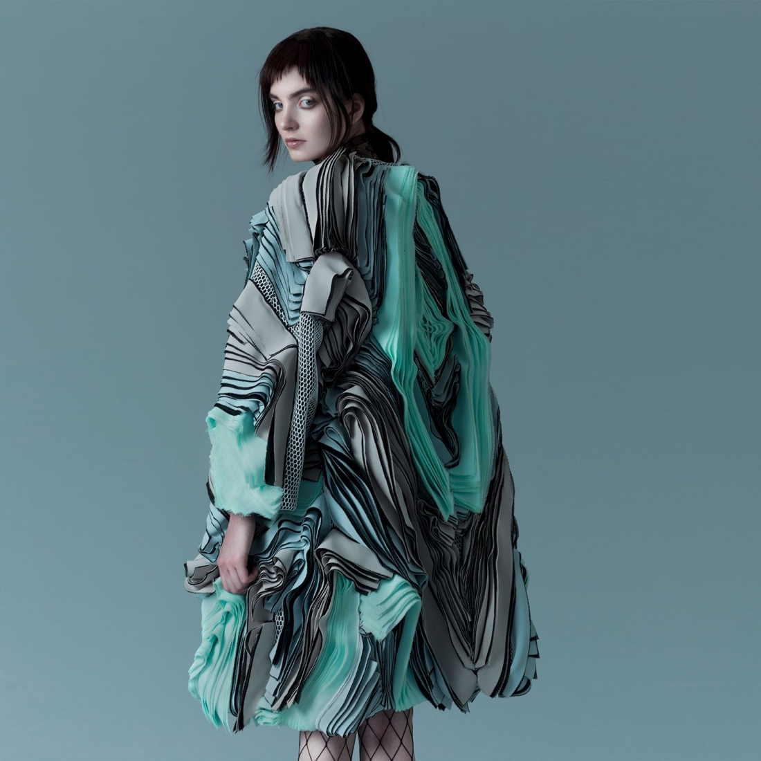 Traces Womenswear Collection by Rong Zhang – Platinum A' Design Award