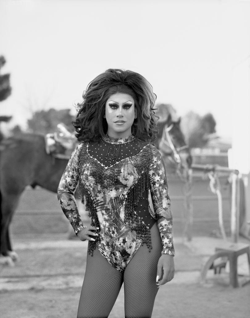 Drag Queen Cowboys © Jane Hilton