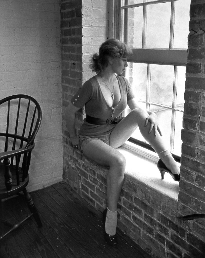 Untitled Film Still #15 by Cindy Sherman, 1978. Courtesy of the artist and Metro Pictures, New York