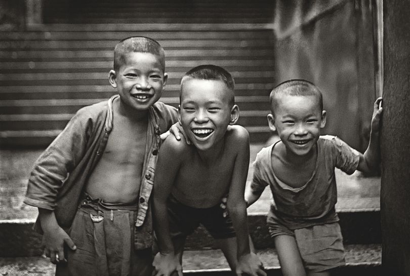 Fan Ho 'Young Musketeers(當年情)' Hong Kong 1950s and 60s, courtesy of Blue Lotus Gallery