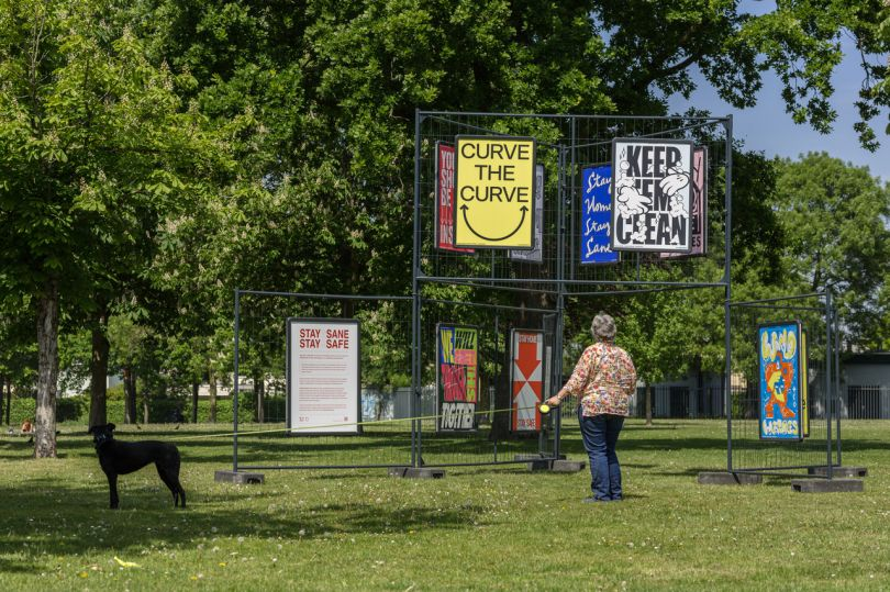 SSSS collaboration with Graphic Matters in Breda, The Netherlands, photo by Joost van Asch