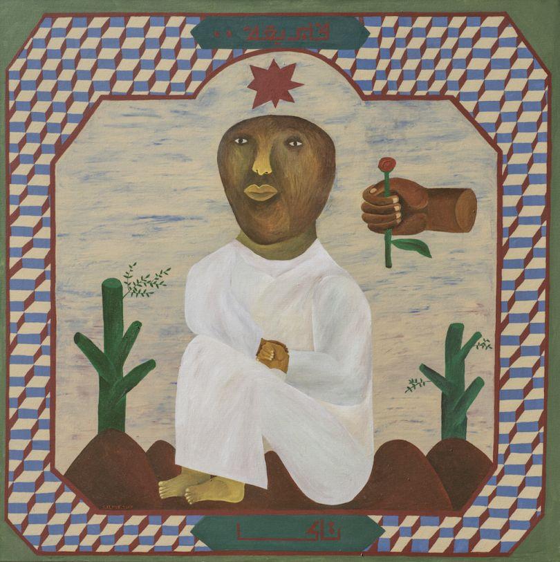 Salah Elmur, Takka mountains - Fragrance (2017)