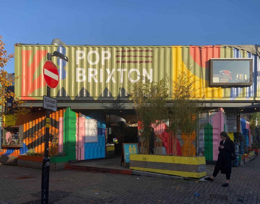School of Communication Arts in Brixton, London