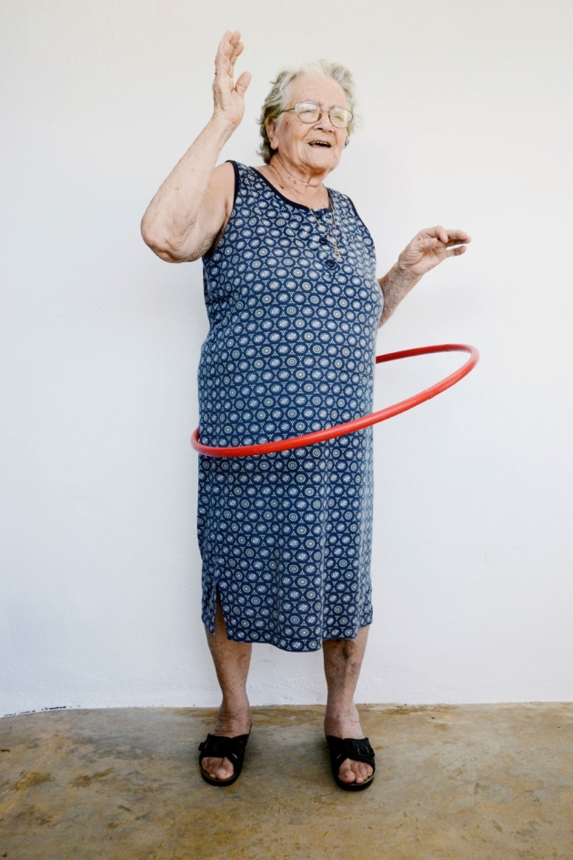 Alexis Vasilikos, Balancing Act, courtesy of CAN Christina Androulidaki Gallery