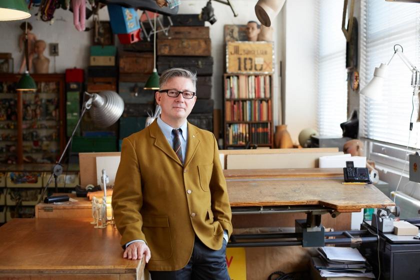 Graham Rawle - artist / writer