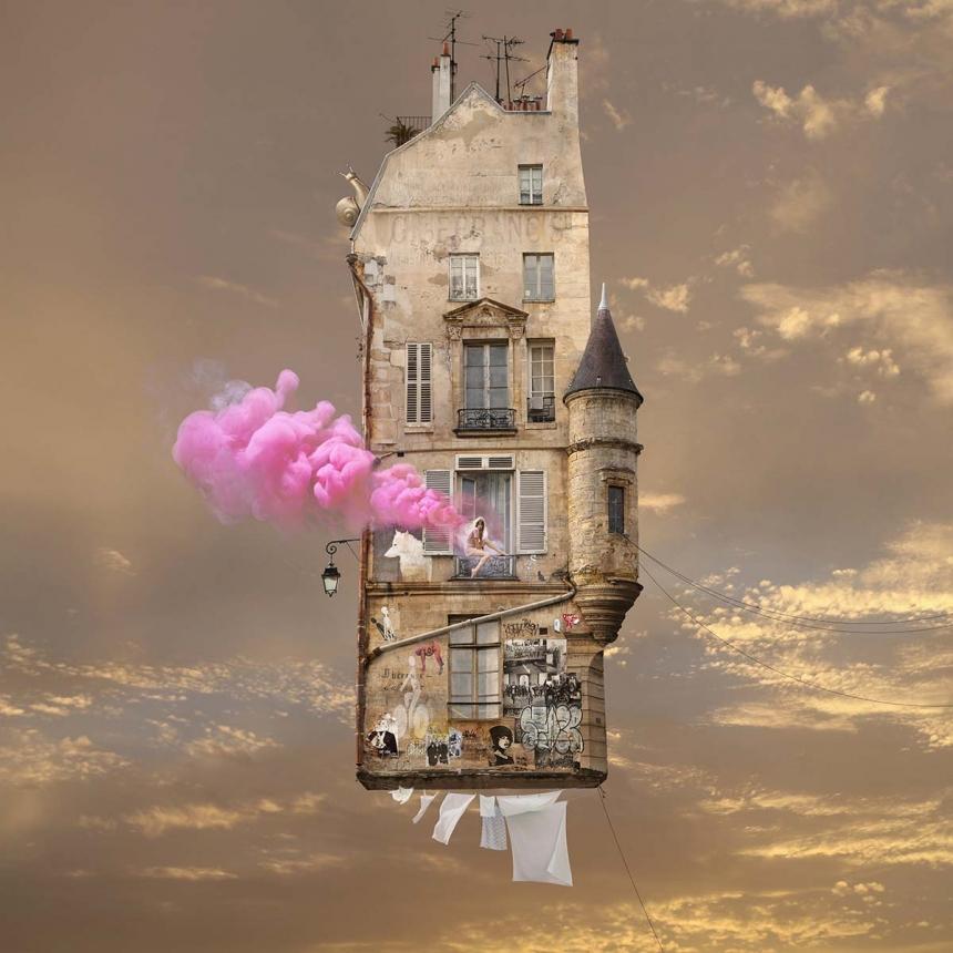 Pink © Laurent Chéhère