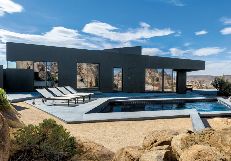 Black Desert, Yucca Valley, California, USA, 2014, Oller & Pejic. Picture credit: Oller & Pejic Architecture/Marc Angeles (page 42)