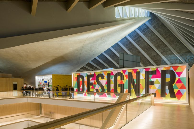 Design Museum. Image credit: Gareth Gardner